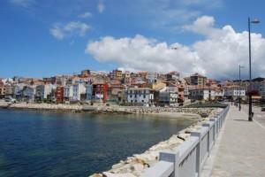 Het stadje A Guarda