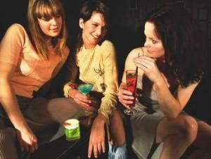 vrouwen in de horeca