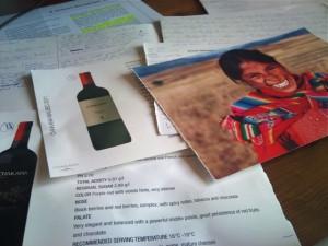 Argentijnse wijn van Chakana