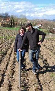 Claude-Emmanuelle en Louis-Benoit Desvignes