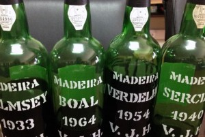 Flessen-Madeira