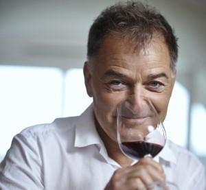Wijnjournalist Han Sjakes